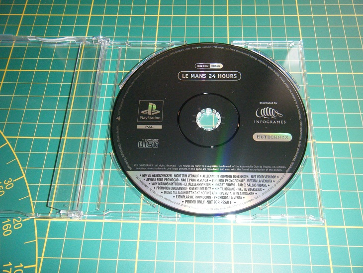 Promo only - Version promo collection Ps1_le10