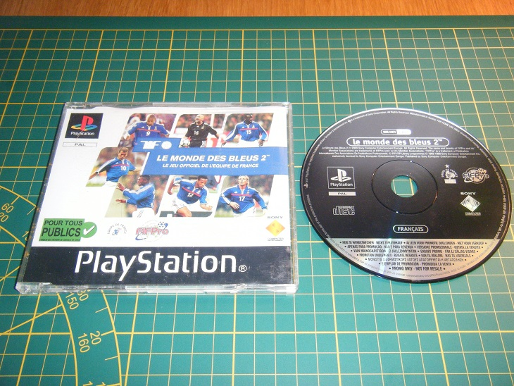 Promo only - Version promo collection Ps1_le11