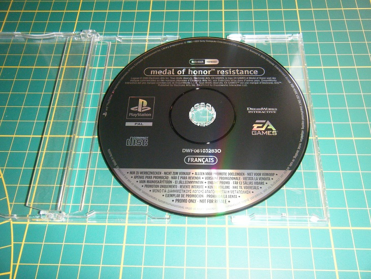 Promo only - Version promo collection Ps1_me10