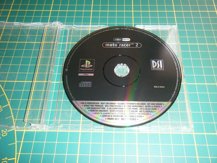 Promo only - Version promo collection Ps1_mo10
