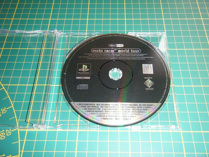 Promo only - Version promo collection Ps1_mo11