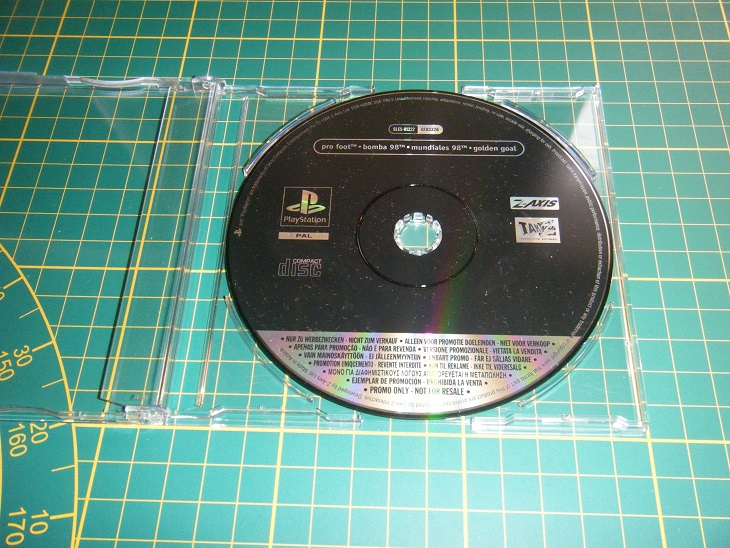 Promo only - Version promo collection Ps1_pr10