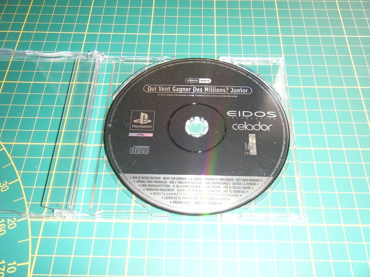 Promo only - Version promo collection Ps1_qu10