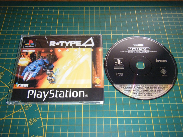 Promo only - Version promo collection Ps1_r-10