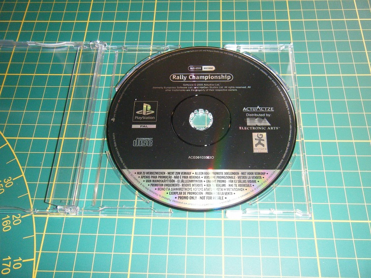 Promo only - Version promo collection Ps1_ra10