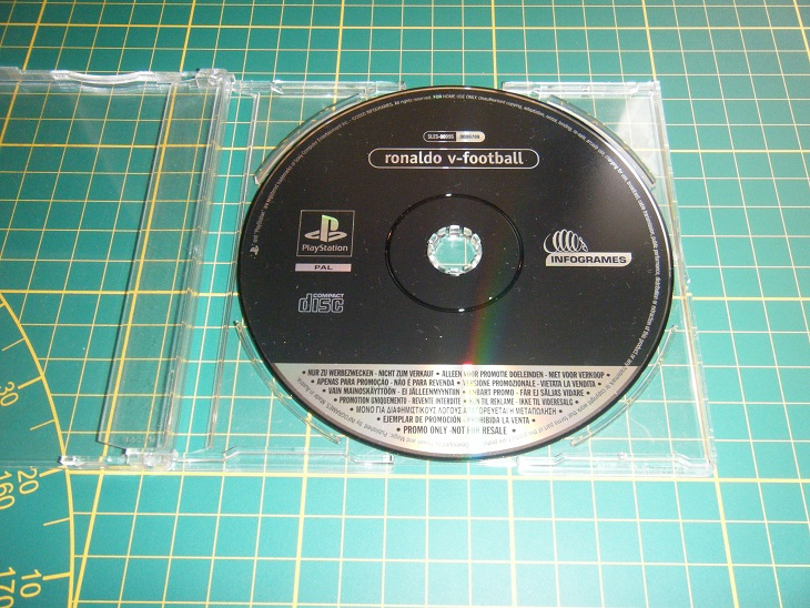 Promo only - Version promo collection Ps1_ro10