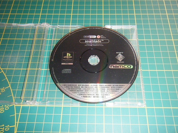 Promo only - Version promo collection Ps1_so10