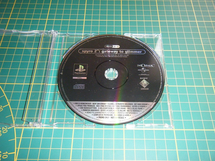 Promo only - Version promo collection Ps1_sp11