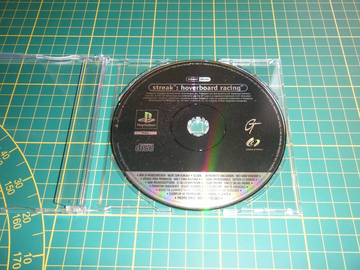 Promo only - Version promo collection Ps1_st10