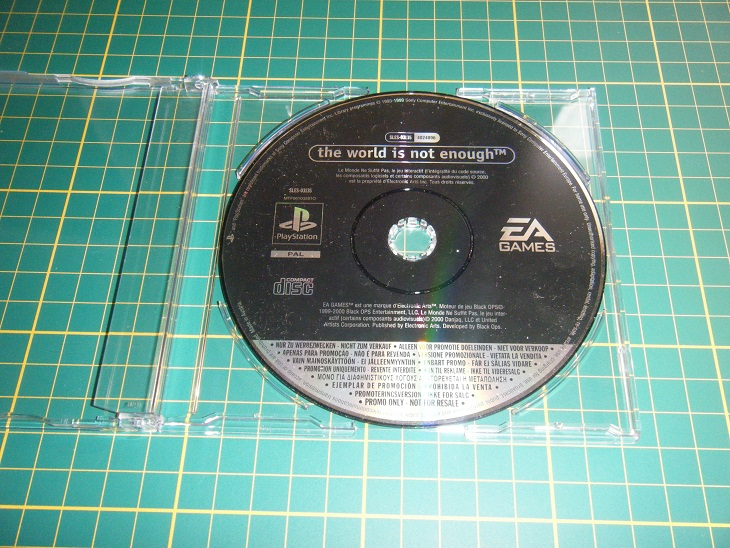 Promo only - Version promo collection Ps1_th11