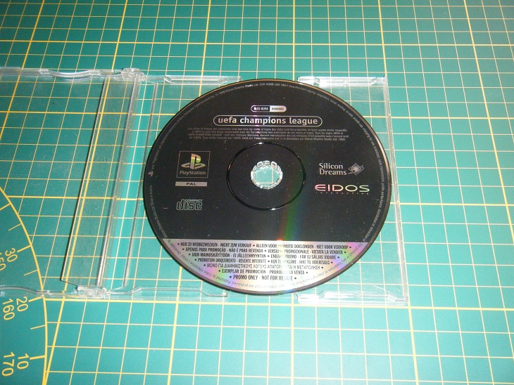 Promo only - Version promo collection Ps1_ue10