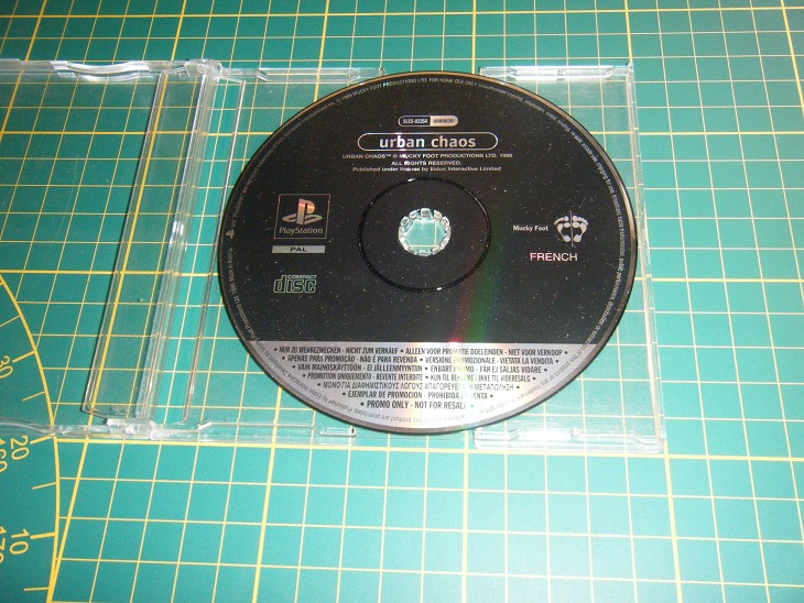 Promo only - Version promo collection Ps1_ur10