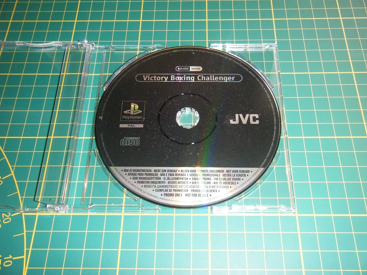 Promo only - Version promo collection Ps1_vi10