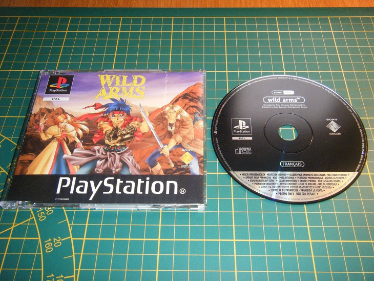 Promo only - Version promo collection Ps1_wi10