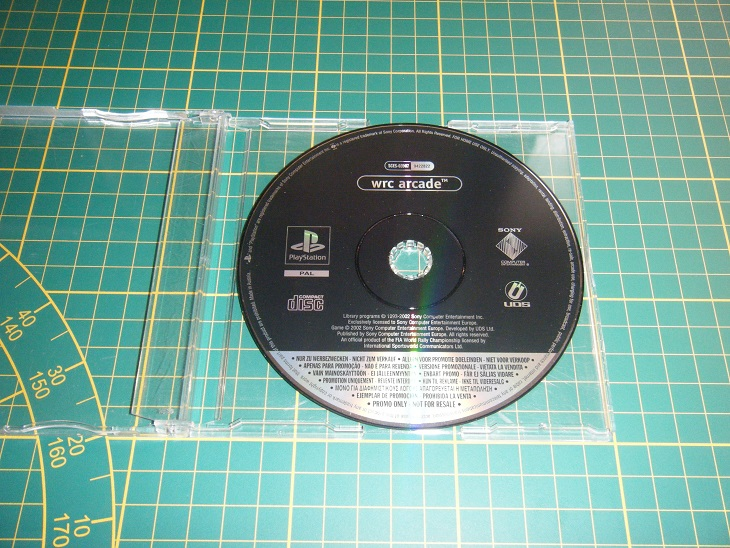 Promo only - Version promo collection Ps1_wr10