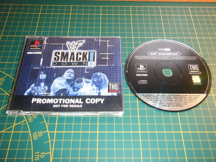 Promo only - Version promo collection Ps1_ww10