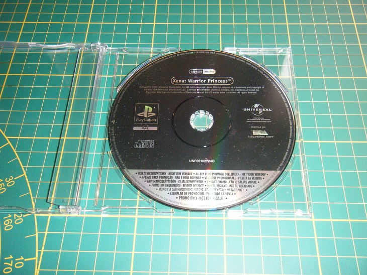 Promo only - Version promo collection Ps1_xe10