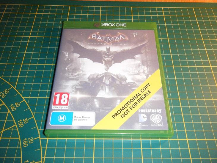 Promo only - Version promo collection Xboxon16