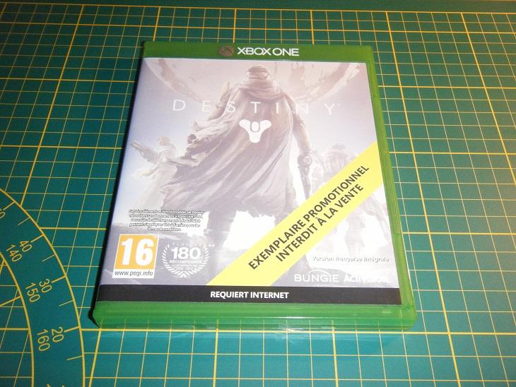 Promo only - Version promo collection Xboxon17
