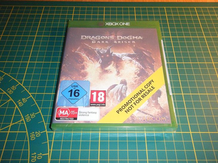 Promo only - Version promo collection Xboxon18
