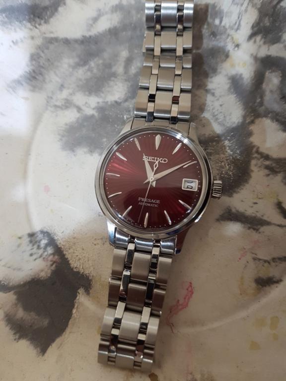 Et quelles montres portent vos épouses ou conjointes ? - Page 33 20190321