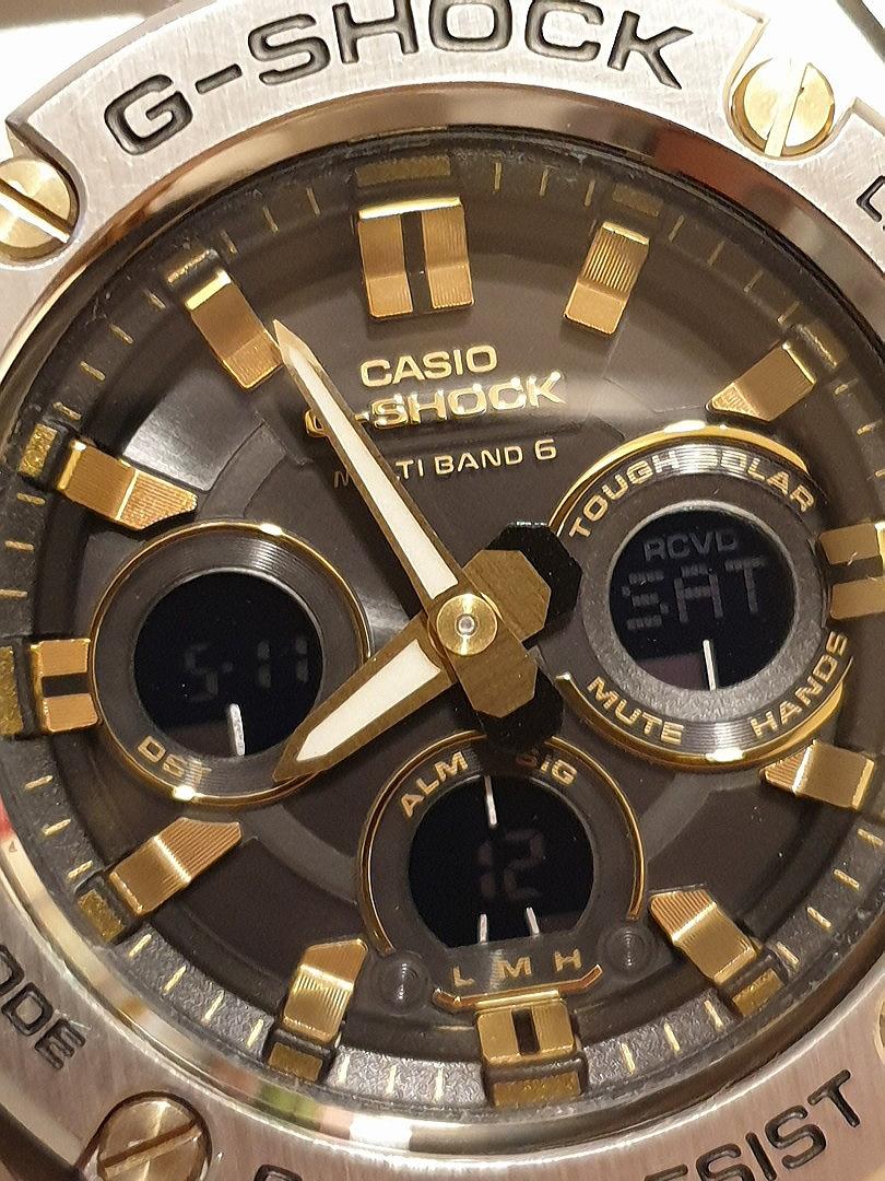 Casio GST-W310D-1AER : la G-Steel plus compacte - Page 13 20190525