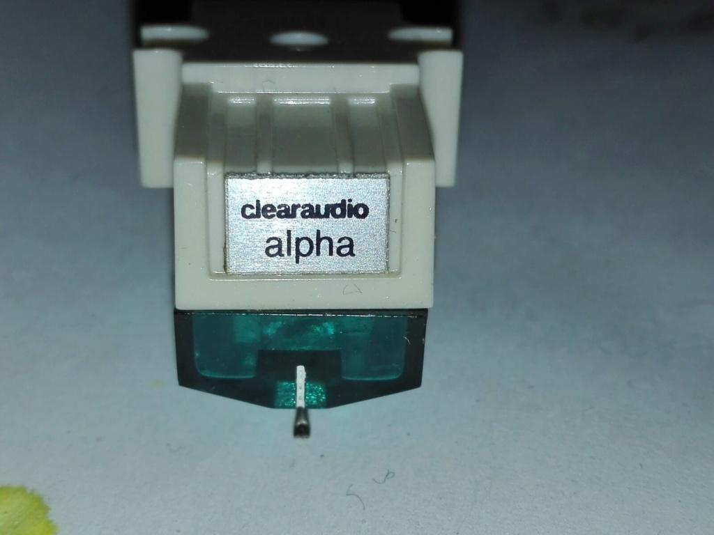 aiuto testina per thorens td165 Alpha11