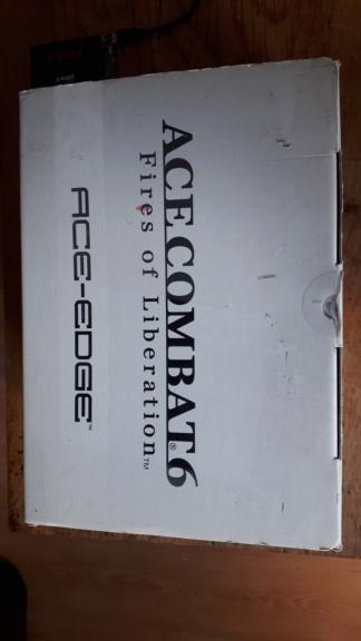 [est] ACE-Edge XBOX 360 stick vol officiel xbox bundle ace combat 20200624