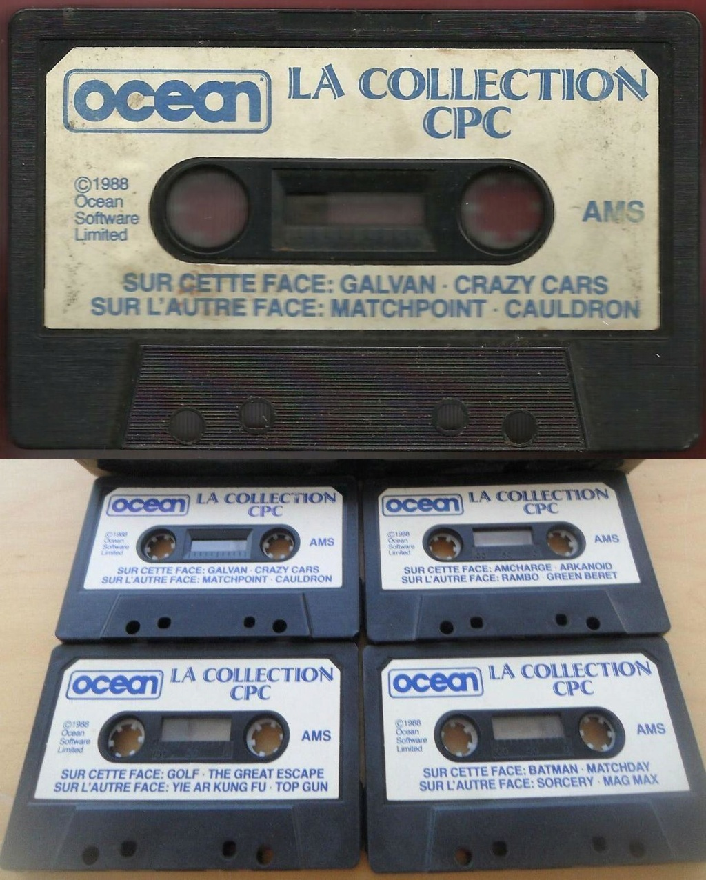 [DON] Collection CPC ocean Compil10