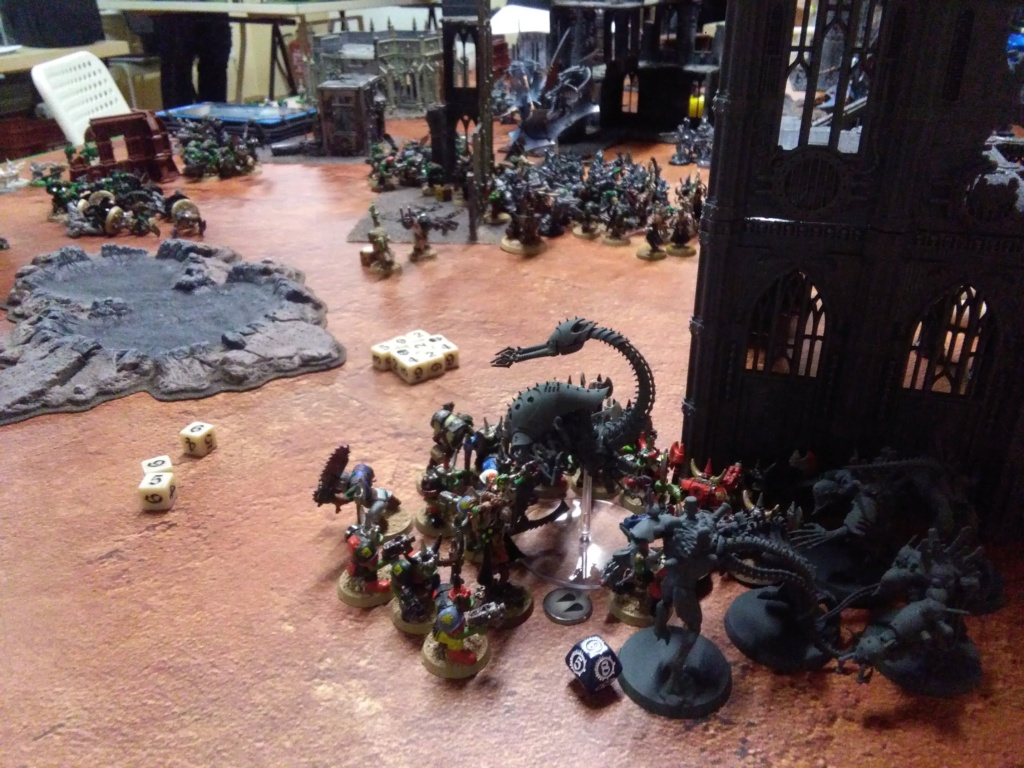 League at local store - 1500 points with ITC rules (edited, now with photos!) Img_2011