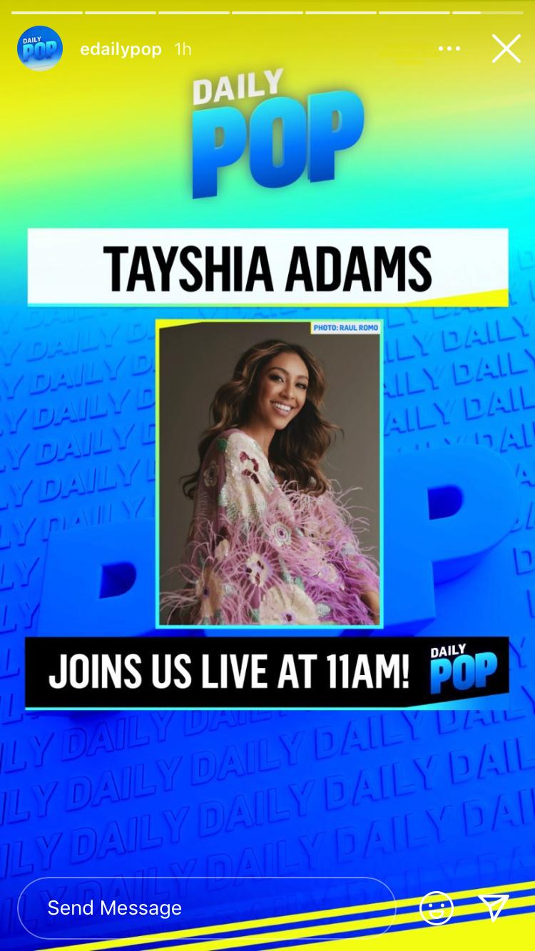 Tayshia Adams - Zac Clark - Bachelorette 16 - FAN Forum - Discussion #2 - Page 15 45825010