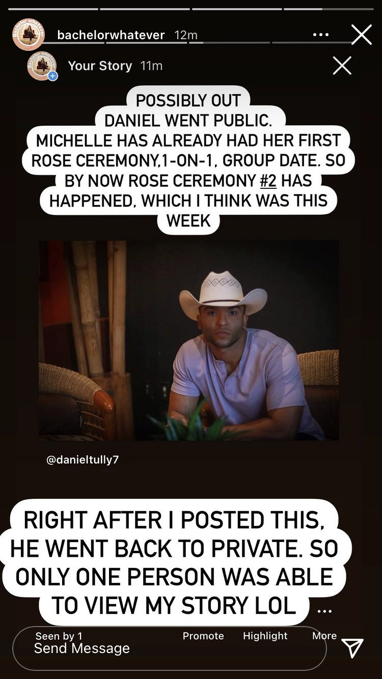 Bachelorette 18 - Michelle Young - Eliminated - NO Discussion - *Sleuthing Spoilers* - Page 2 7aa47c10