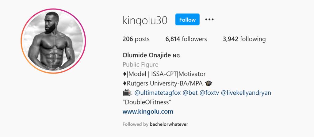 Olumide Onajide - Bachelorette 18 - *Sleuthing Spoilers*  Olumid10
