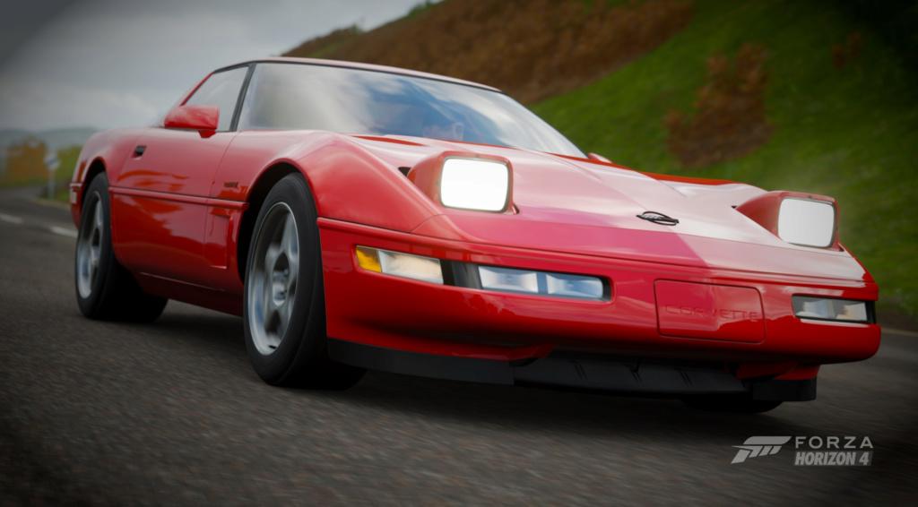La trouvaille du jour : Corvette ZR-1 Challenge sur Nintendo NES 2018-111
