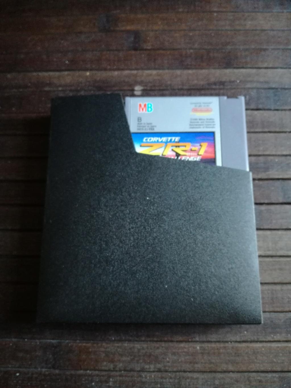 La trouvaille du jour : Corvette ZR-1 Challenge sur Nintendo NES Img_2010