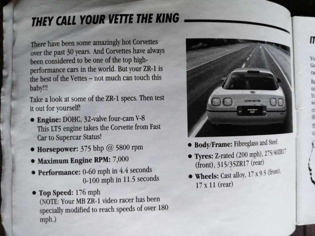 La trouvaille du jour : Corvette ZR-1 Challenge sur Nintendo NES Img_2013