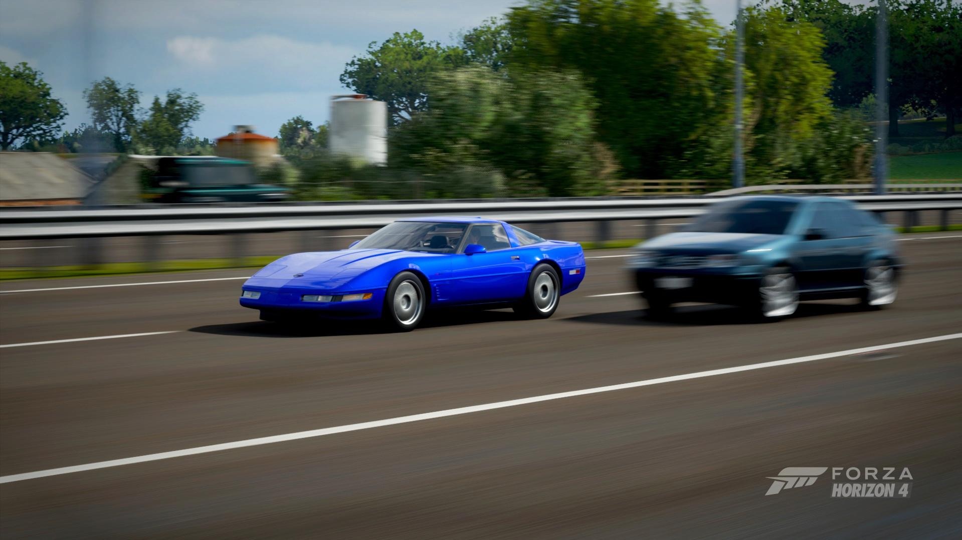 La trouvaille du jour : Corvette ZR-1 Challenge sur Nintendo NES - Page 2 Screen10