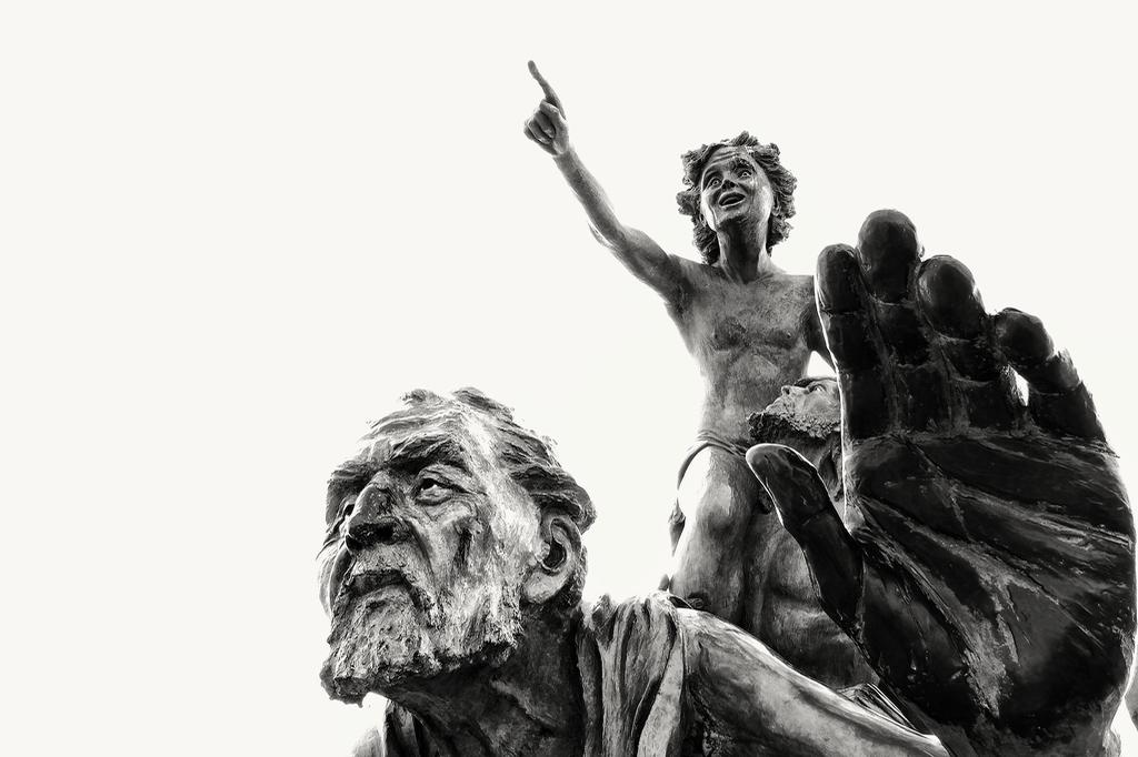 Statue Port de Palavas Statue10