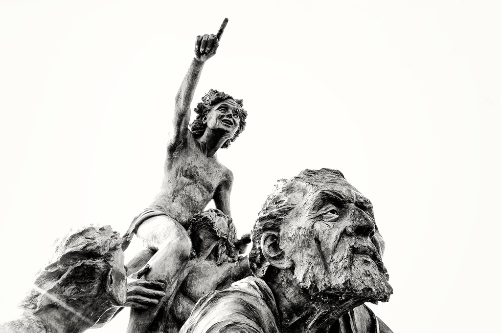Statue Port de Palavas Statue11