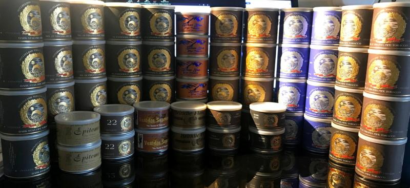 125 paquets de tabac à vendre  Img_1915