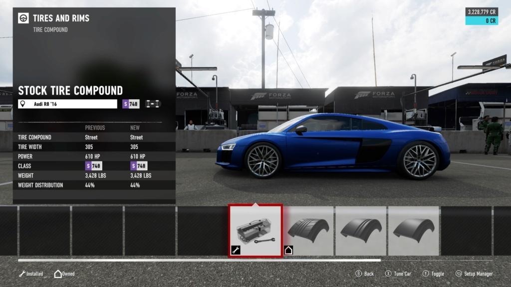 FM7 Time Attack | Stock Car Challenge #24 (2016 Audi R8 V10 plus) 50ba9210
