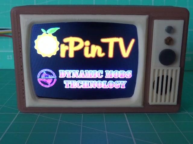 OrPinTV - Dynamic Mods Technology Orpint13