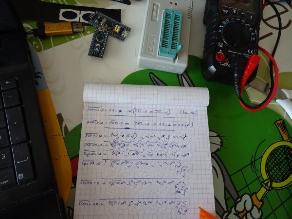 Préservation d'une carte audio DCS Williams Pal_dc17