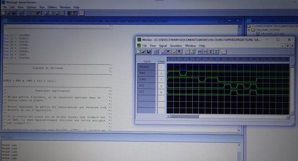 Préservation d'une carte audio DCS Williams Pal_dc20