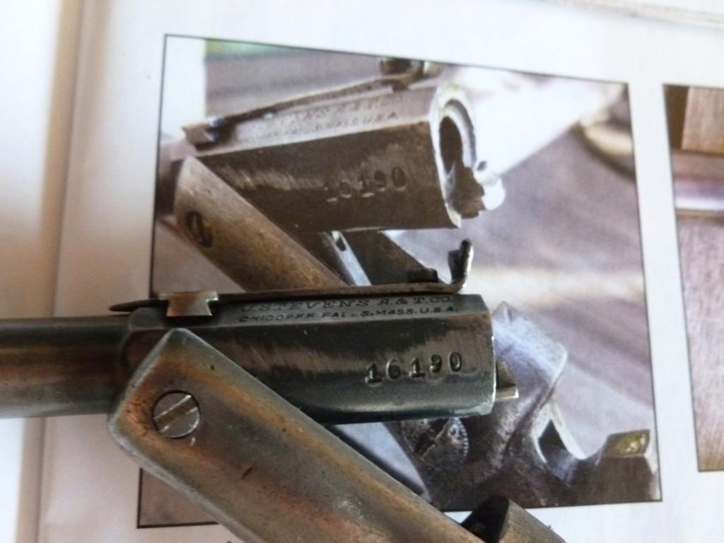 Armes anciennes STEVENS P1040225