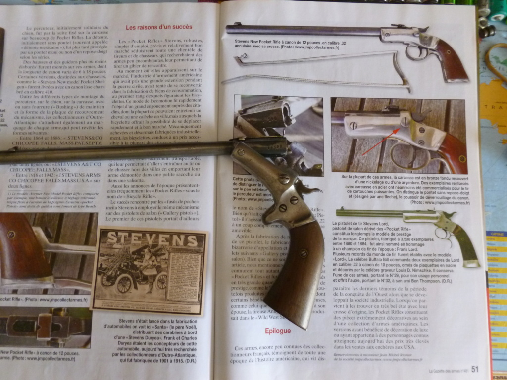 Armes anciennes STEVENS P1040226