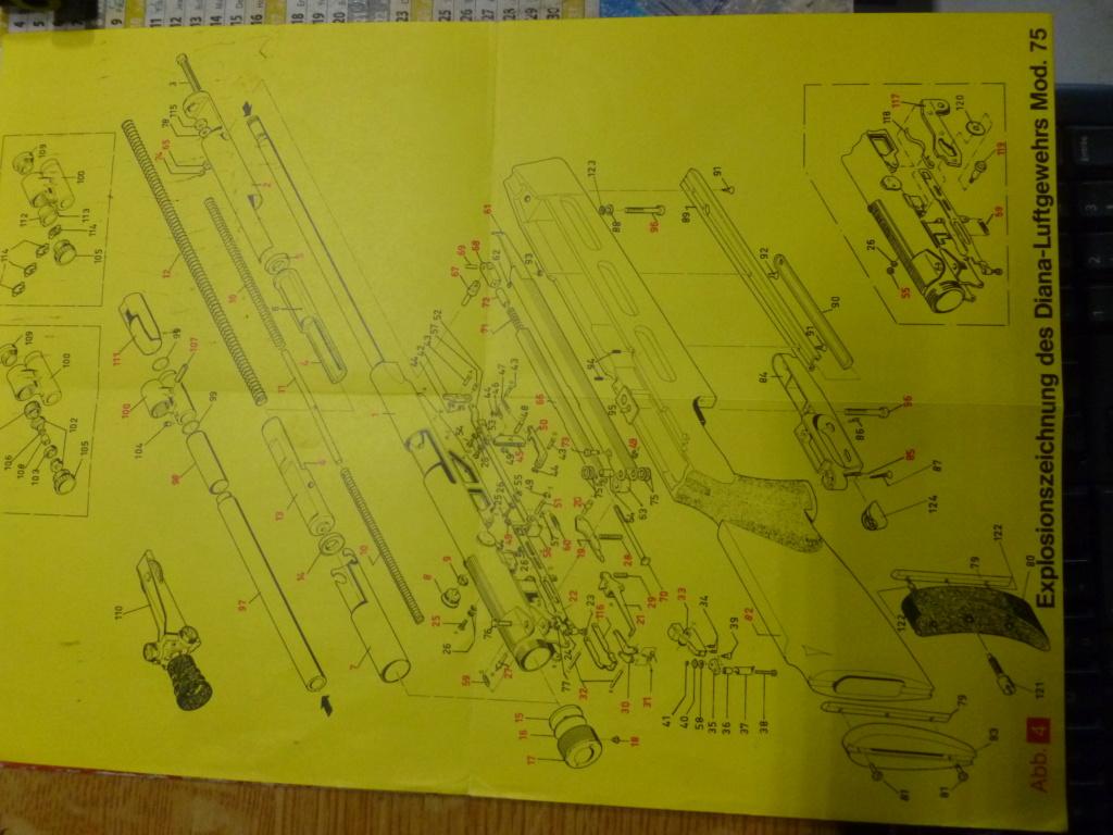 feinwerkbau 300  à rénover - Page 2 P1050041