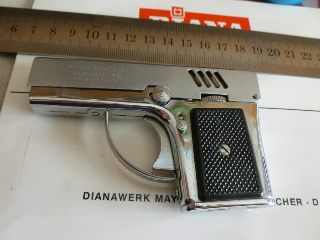 Comment interpréter le premier carton constructeur d'une arme neuve (exemple sur Zoraki HP 01) P1050148