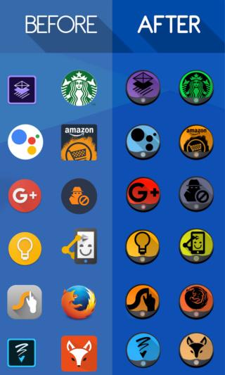 [APP] Packs d'icônes : icônes OSheden sous Android [Gratuit/Payant] Ciclo_13