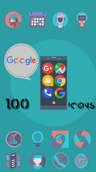 [APP] Packs d'icônes : icônes OSheden sous Android [Gratuit/Payant] Screen14